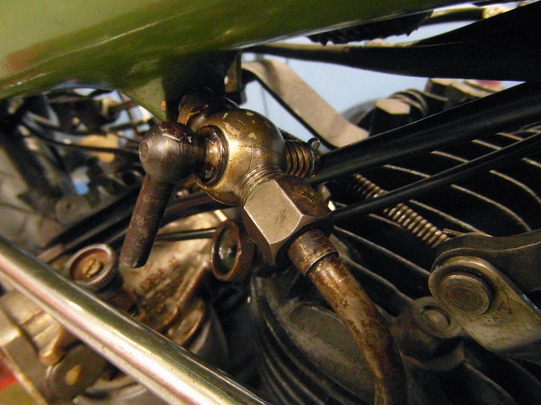 Lacabeza motorcycles flathead 750cc de 1934 for Grifos originales